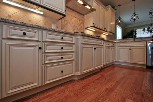 French vanilla kitchen cabinets quotes for Kitchen cabinets quotation