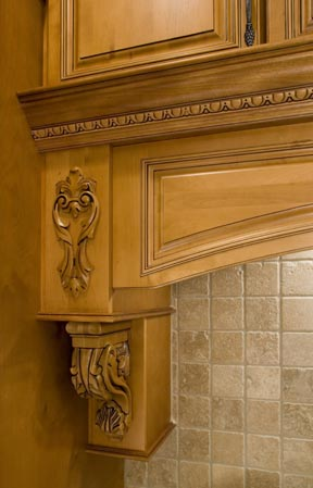Kitchen Cabinet Wood Valance Kitchen